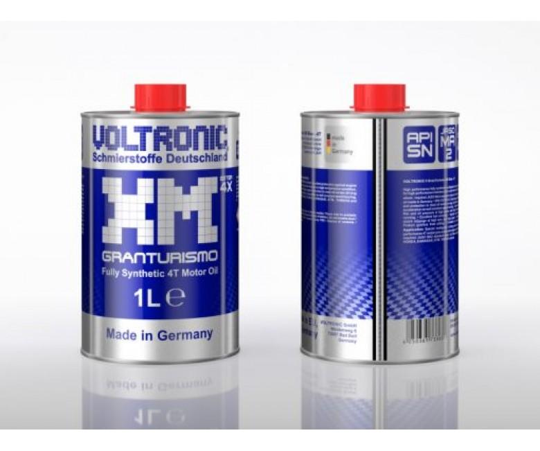 Dầu nhớt động cơ Voltronic XM Blue chuyên dùng cho xe máy