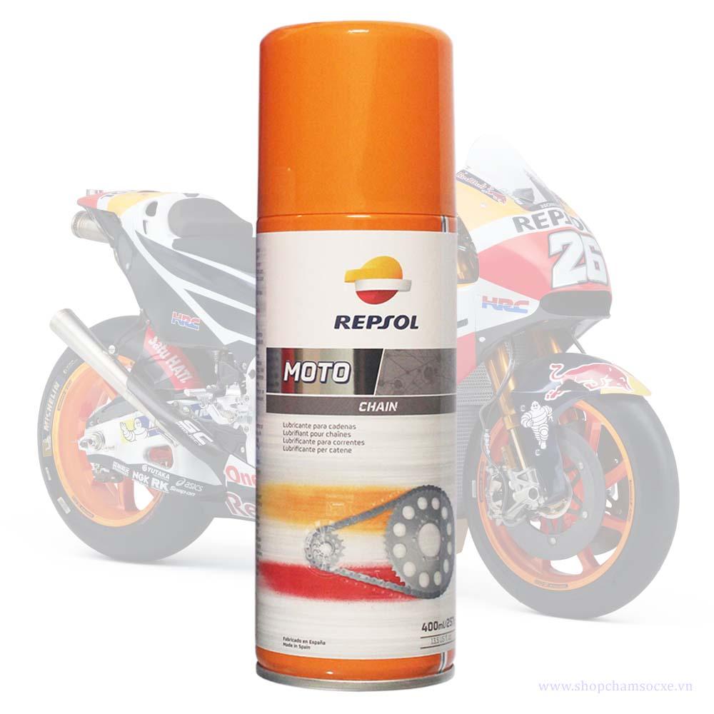 Sản phẩm bảo vệ và chăm sóc hoàn hảo cho sên xe máy của bạn