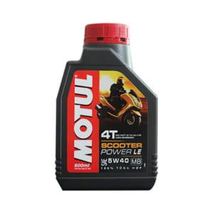 Dầu nhớt MOTUL có khả năng bôi trơn, làm mát và sạch động cơ cực tốt