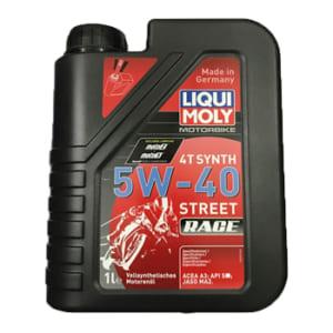 dầu nhớt liqui moly street 5w40