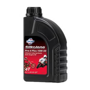 Nhớt Fuchs Silkolene Pro 4 Plus 10w50