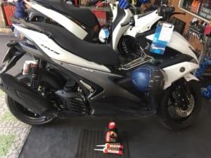 Yamaha NVX 155thay nhớt gì thì tốt