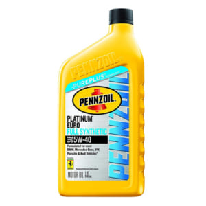 nhớt Pennzoil Ultra Platinum 5W-40 946ml
